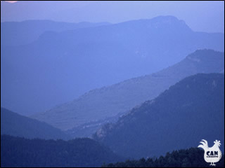 click to find out about our valley, the Vallespir in the Pyrenees Orientales, Languedoc-Roussillon, Southern France