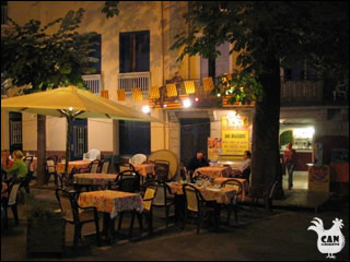 restaurants galore in the Vallespir