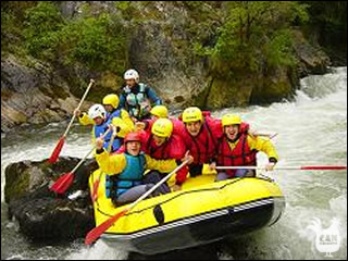 click to find out about watersports in the Pyrenees Orientales
