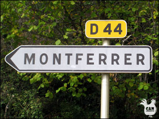 Montferrer on the D44