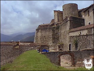Fort Lagarde in Prats de Mollo